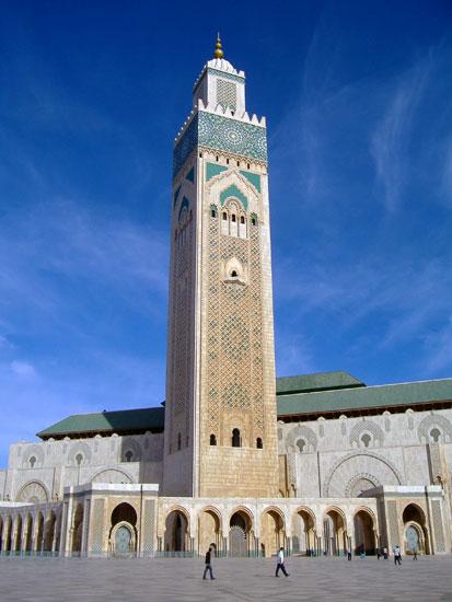 Casablanca-hassan-II