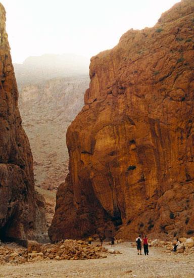 Todra-Gorges