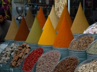 Marrakech-market-spices