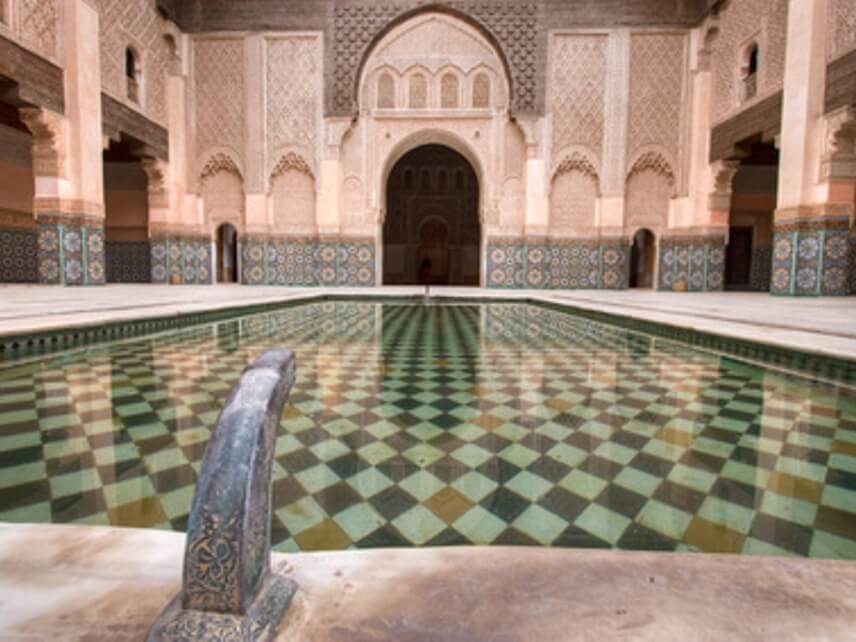 Marrakech Madrasa