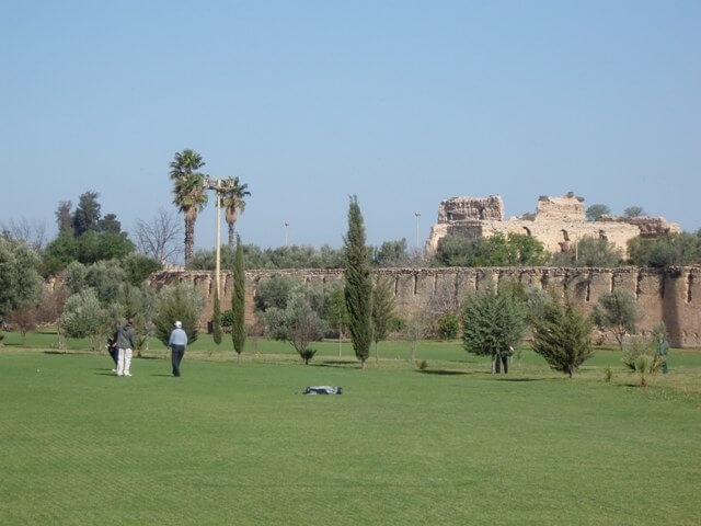 Meknes Golfing Part 3