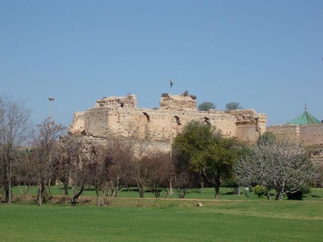 Golf in Meknes
