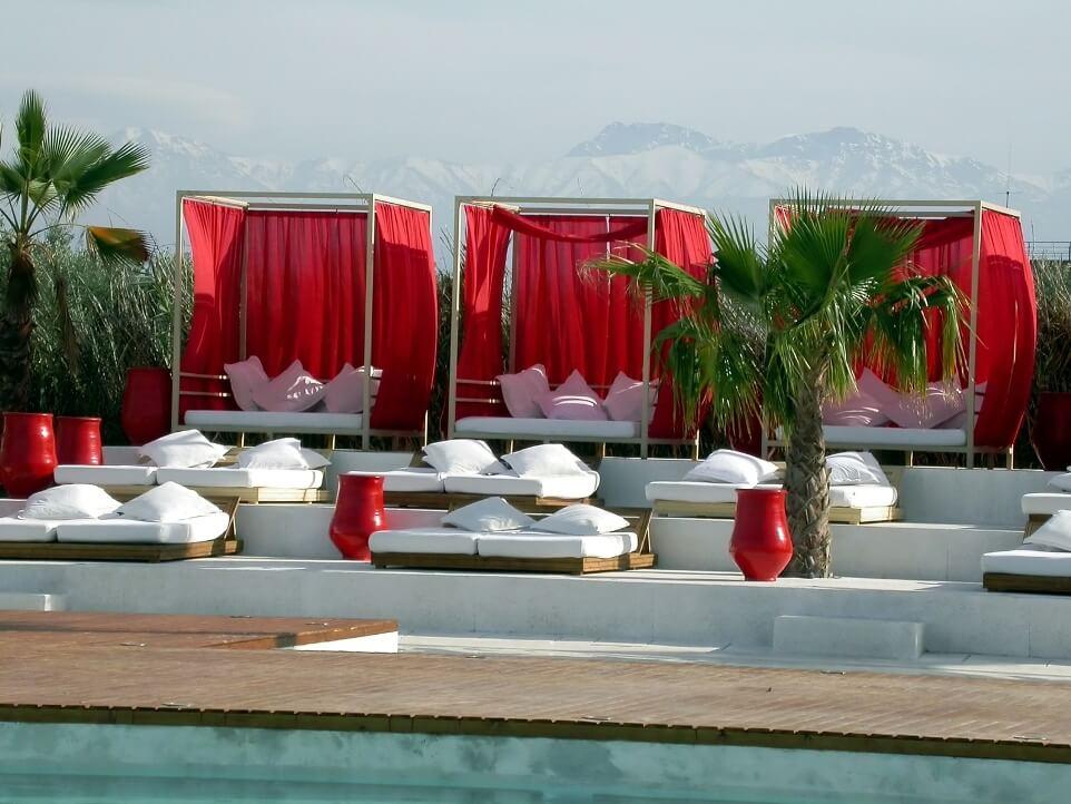 Marrakech pool
