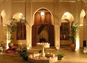One of the most beautiful Riads Morocco has to offer.