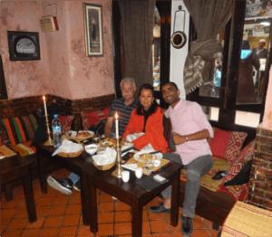 Al, Yvonne & Mhmd