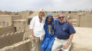 Donna, Ira & guide in Erfoud 1 (1)