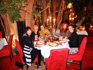 Patti's Group Dinner