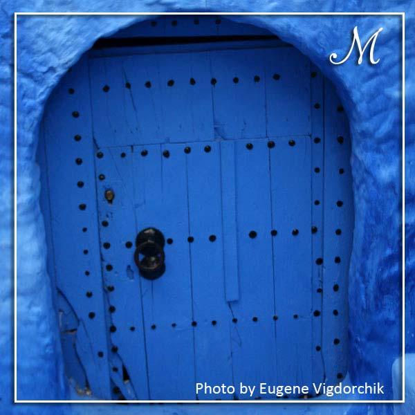 bluedoorsquare